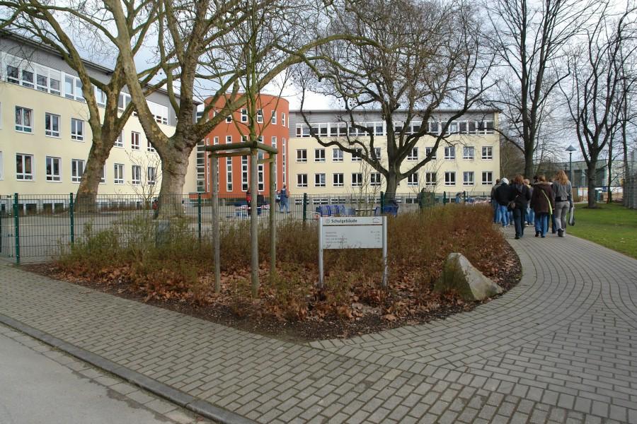 G51 in Essen und Gelsenkirchen 2 Tag LVR Berufskolleg